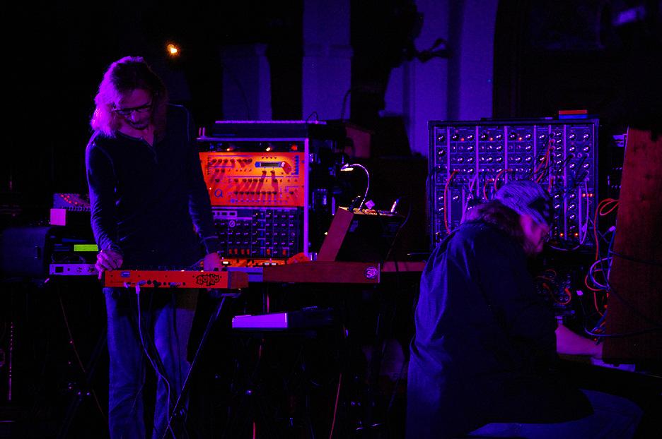 Chuck van Zyl + Terry Furber